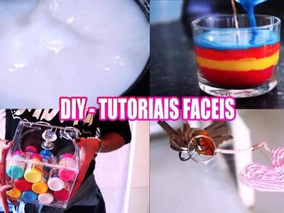 DIY 5 ideias fáceis pra você testar #6