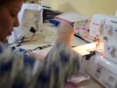 DIY: Como costurar uma blusa de moletom com punhos - Aula 71