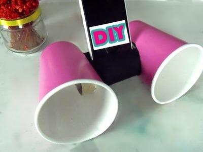 DIY: AMPLIFICADOR DE SOM PARA CELULAR (fácil)