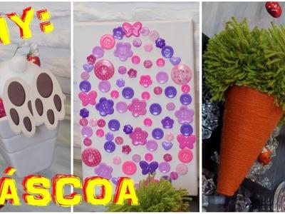 DIY - Páscoa: 3 ideias de decoração e presentes lindos e baratos