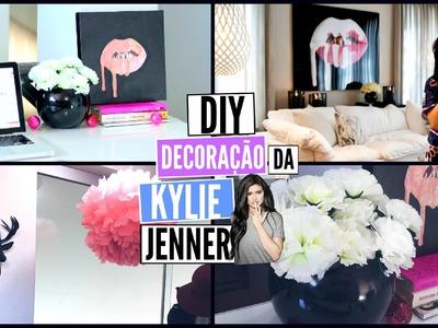 3 DIY Fáceis para Decorar o Quarto | Inspirado na Kylie Jenner