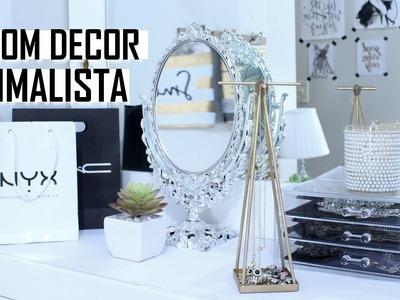 DIY - DECORAÇÃO MINIMALISTA.ESCADINAVO | Room Decor #3 - Lorena Lima - ft. Eduardo Wizard