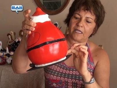 Agro News 17-11-12 - Artesanato em Unaí - Lembrança de Natal