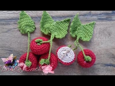 Maça de Croche - 3D Drikka Croche