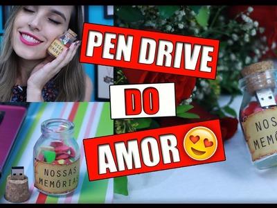DIY: Presente Dia dos Namorados - Pote Recordações ♥ #2