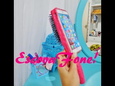 EscovaFone - Faça Você Mesma