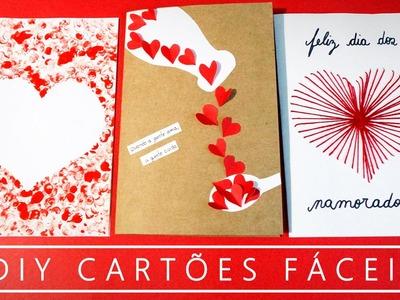 Faça Você Mesmo: Cartão para Dia dos Namorados | DIY