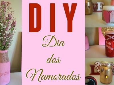DIY: Dia dos Namorados (Decor Romântica)
