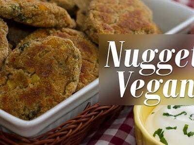 Como fazer Nuggets Vegan (Grão-de-Bico e Legumes)