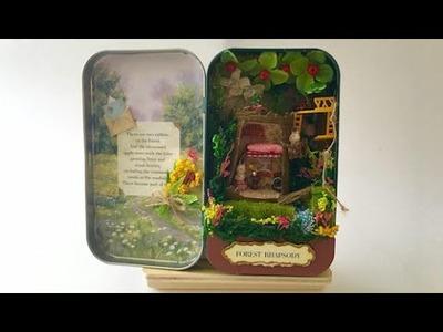 DIY - Casa em miniatura