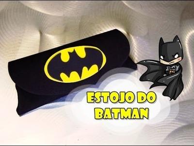 DIY.: Estojo Batman