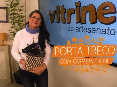 Porta Treco com Carmem Freire | Vitrine do Artesanato na TV