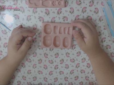 DIY - Fada Fofinha em biscuit - passo a passo