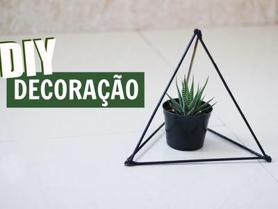 DIY: decoração BARATA e FÁCIL