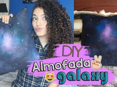 DIY Tumblr Almofada  GALÁXIA