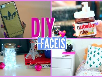 4 Idéias Fáceis de DIY que Você Precisa Tentar Fazer  | #juliaejulhotododia 12