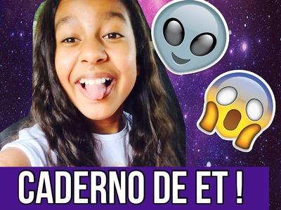 DIY: CADERNO DE ET !! veda 5