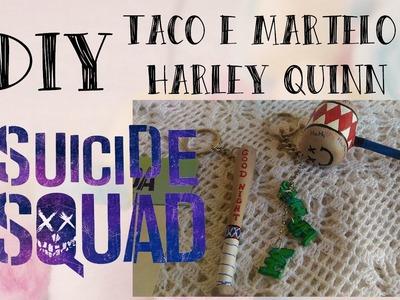 DIY Esquadrão Suicida.Suicide Squad - Taco e martelo Harley Quinn  #VEDA 05