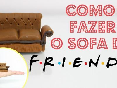 DIY Como Fazer o Sofá de FRIENDS | Larissa Vale