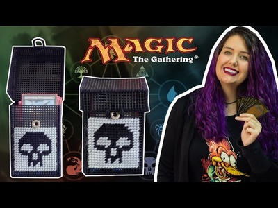 Deck Box Magic The Gathering (MTG) - DIY Geek