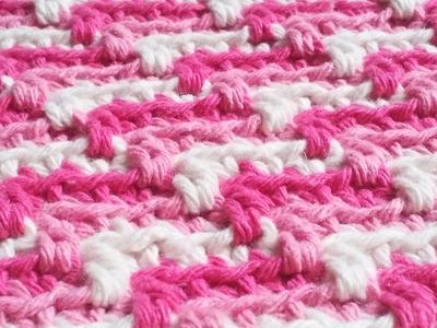 Ponto de Crochê Apache , Crochet Apache Tears