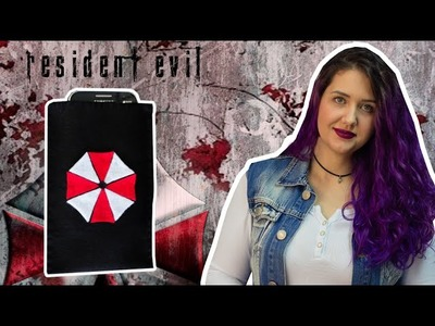 Capinha de Celular Umbrella Corporation (Resident Evil) - DIY Geek