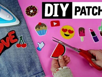 DIY - Como fazer PATCHES CASEIROS