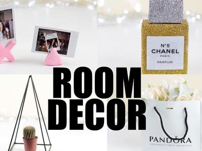 DIY : Itens para decorar seu quarto | Faça você mesma ♡ Lucila Garden