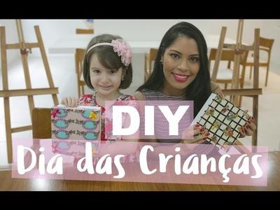DIY - PRESENTE DIA DAS CRIANÇAS
