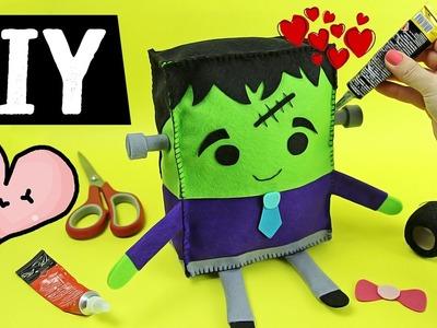 DIY - Faça a sua Criatura de Frankenstein