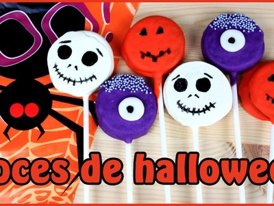 Doces de Halloween | Receita Fácil e Rápida para o Halloween | Diy Halloween | Cakepedia