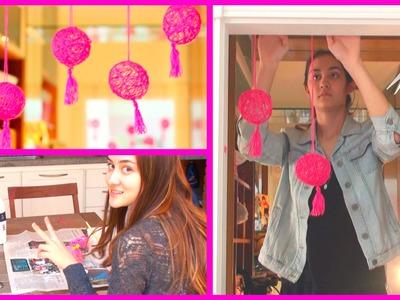 DIY: Decorações de Quarto!! ♡ Marcela Lahoz