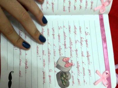 Caderno de Recordações pro meu namorado