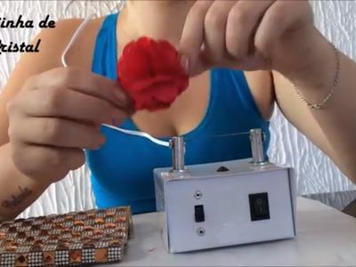 DIY MAQUINA DE FLORES