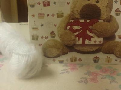 Ponto pico para mantas ou tapetes em croche