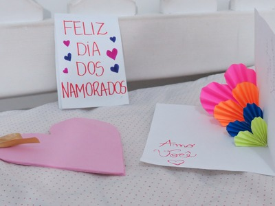 Cartões Para O Dia Dos Namorados - DIY