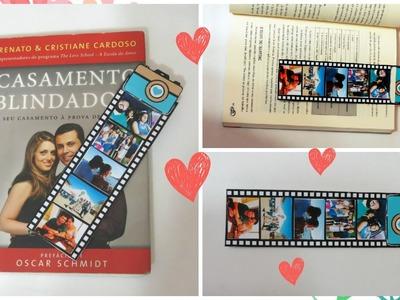 DIY -  Dia dos Namorados   -   Marca Pagina   S2