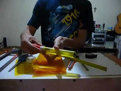 Glowsticks - Tutorial de como hacer glowsticks con lamparas de led
