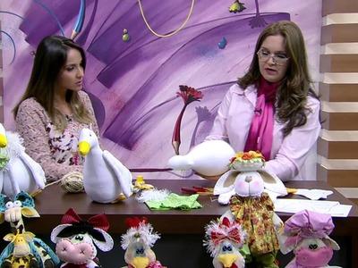 Mulher.com 01.07.2015 Jô Cruz - Casal de gansos Parte 1.2