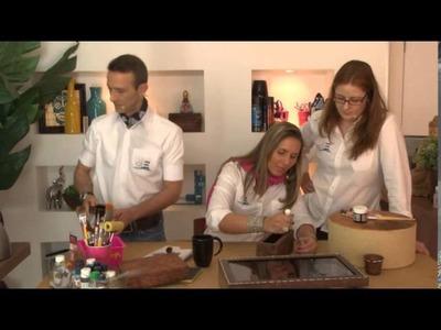 Café com Arte - Falso Couro - Episódio 26