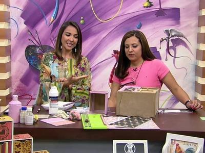 Mulher.com - 26.08.2016 - Armarinho vintage em cartonagem - Ana Paula Viegas P2