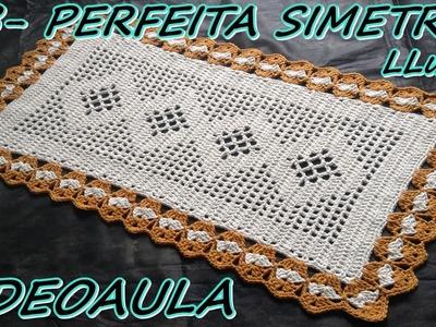 Tapete da Pia (JB - Perfeita Simetria)#LuizadeLugh