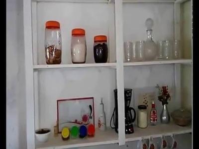 DIY : Cantinho do café mais decoração para cozinha