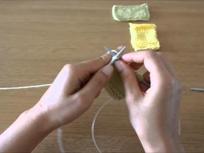 Curso de tricot - Querido tricot: ourelas
