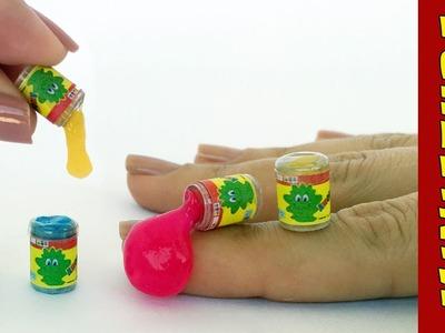 Como Fazer Mini Amoeba para Barbie e outras Bonecas!