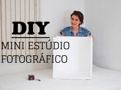 DIY: Mini Estúdio Fotográfico | queridoclick