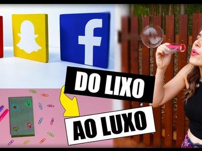 DIY: Do LIXO ao LUXO - 3 Ideias que você precisa Tentar ✂ #5