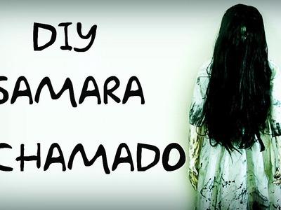 DIY: SAMARA MORGAN - O CHAMADO (The Ring) - Decoração Halloween - TAMANHO REAL