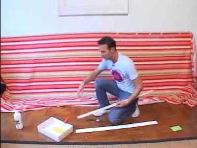Como aplicar tecido na parede: FÁCIL E RÁPIDO