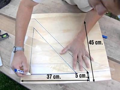 Cómo manter a cozinha e construir uma mesa rebativel